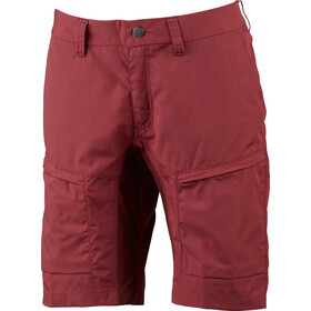 Lundhags Lykka II Shorts Women garnet/dark red